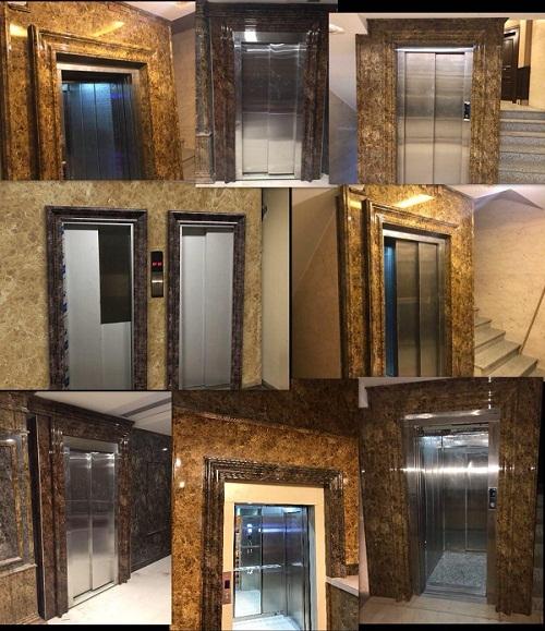 شرکت غیرمجاز آسانسور