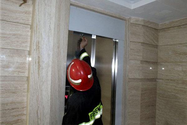 آسانسور همدان