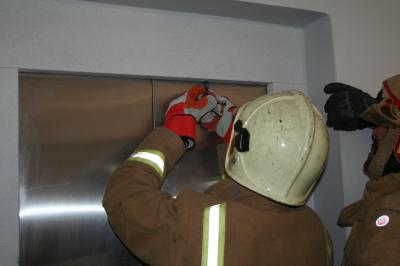 افزایش حوادث آسانسور
