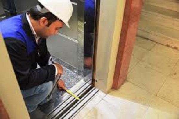 بازرسی اجباری آسانسور