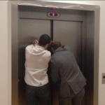 قطع برق آسانسور
