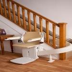 پله برقی معلولین