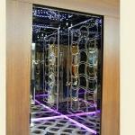آینه آسانسور