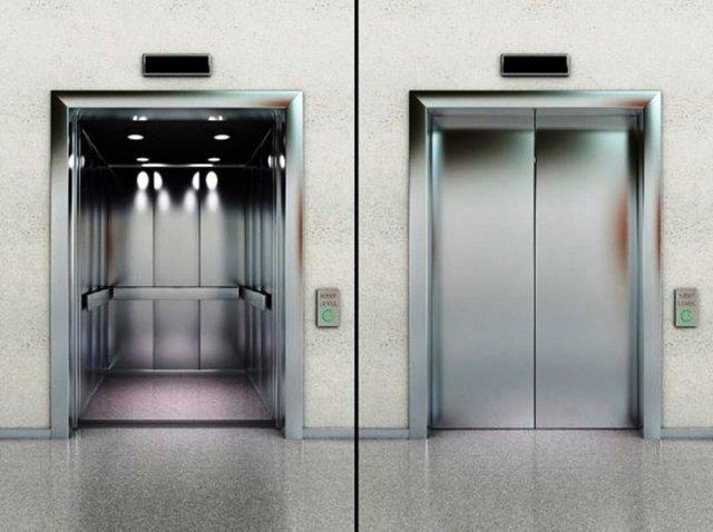 قطعات آسانسور