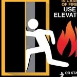 آسانسور آتش نشان