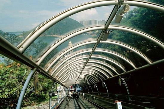 طولانی ترین پله برقی